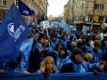 В Болгарии прошли массовые протесты автомобилистов