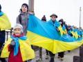 Украинцы довольны, что родились в Украине – опрос