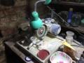 На Волыни в подпольных цехах полиция изъяла янтаря на 500 тыс. грн