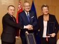 Евросоюз и Беларусь подписали визовое соглашение
