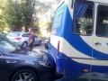 Журналисты попали в ДТП по дороге на встречу с Порошенко