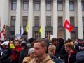 В Киеве требуют легализации марихуаны