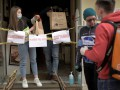 В Киеве запретили продажу шаурмы и кофе