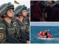 Итоги 8 августа: старт призыва, стычки в Киеве и спасение украинца в море