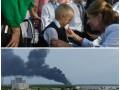 День в фото: День знаний и взрыв ракеты во Флориде