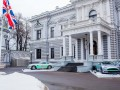 Британские дипломаты покинули посольство в РФ