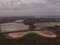 Крымский Чернобыль: окрестности завода Титан показали с высоты
