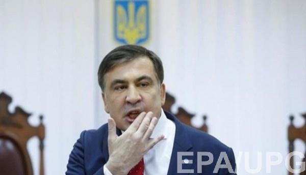 Глава Минюста Грузии пообещала Саакашвили лучшее питание в тюрьме