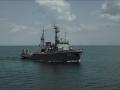 Один в море – воин. Вышел трейлер украинского фильма о тральщике Черкассы