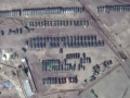 Российские войска на границе с Украиной: блогер сравнил фото за 10 месяцев войны
