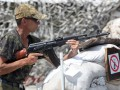 Террористы напали на Марьинку, но были отброшены