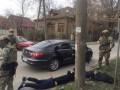 В Запорожье задержали банду, требовавшую выкуп за похищенную женщину