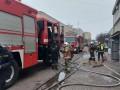 В ровенском торговом центре случился пожар: Эвакуировали 53 человека
