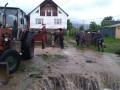 На Западной Украине подтопило две тысячи домов