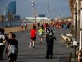В Барселоне ввели штрафы за появление без маски