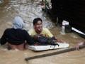 На Филиппины обрушился тайфун Vamco. Фоторепортаж