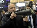 Турчинов показал новейшее оружие из Украины и мира