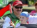 Сын Лукашенко: получил пистолет и объездил весь свет