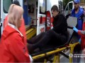 В Одессе авто въехало в протестующих