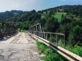 В Ивано-Франковской области после дождя обрушился мост