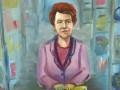 Донецкий журналист нарисовал портрет жены Януковича (ФОТО, ВИДЕО)