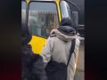 В Киеве напали на водителя маршрутки