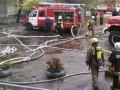 В Одесской области сгорела база отдыха