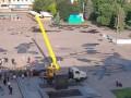 Тука пообещал лично проследить за демонтажем памятников Ленину