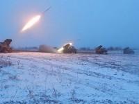 Боевик ДНР показал обстрел Авдеевки из Градов