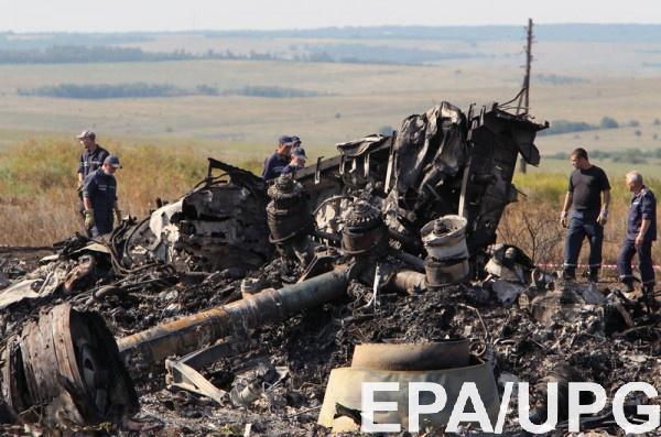 Россия отказывается взять ответственность за убийство 298 человек в авиалайнере