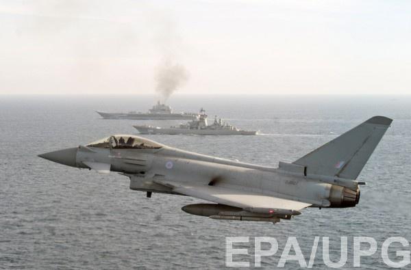 Великобритания потратила наслежку за«Адмиралом Кузнецовым» практически 1,4 млн фунтов