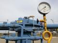 Количество газа в подземных хранилищах Украины сократилось