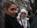 Евгения Тимошенко, Ирина Луценко и Валентина Иващенко требуют личной встречи с Януковичем