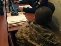 В Харькове военный угнал автомобиль вместе с водителем