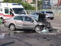 В Киеве за полгода произошло почти 20 тысяч ДТП