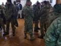 Люди в камуфляже пришли на заседание ВСК в Одессе - СМИ