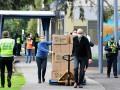 В Мельбурне на полтора месяца введут жесткий карантин