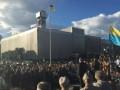 В Киеве люди пришли проститься с Павлом Шереметом: трансляция