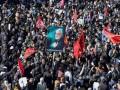 В Иране в церемониях прощания с Сулеймани участвовали 25 млн человек