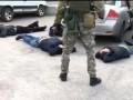 На Запорожье в ходе спецоперации задержана группа вымогателей