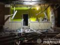 В Запорожье грабители взорвали банкомат с помощью воздушных шаров