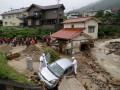 Наводнение в Японии: число жертв возросло до 120
