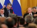 Крым для России. Что подписали в  Москве лидеры полуострова с Путиным