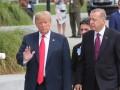Эрдоган и Трамп обсудили уход США из Сирии
