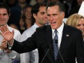Ромни впервые опередил Обаму по популярности