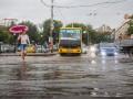 Ливень за 20 минут затопил улицы Одессы