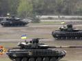 Минобороны показало танковый биатлон НАТО
