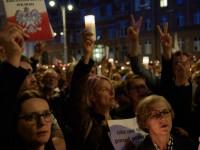 В 50 городах Польши протестуют против судебной реформы