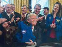 Трамп поддержал финансирование NASA для освоения Марса