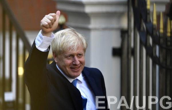 Борис Джонсон - новый премьер Британии